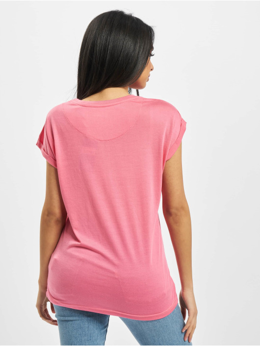 DEF T-shirts Giorgia pink