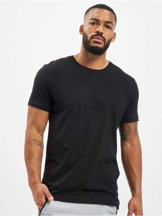DEF T-shirts Titan sort