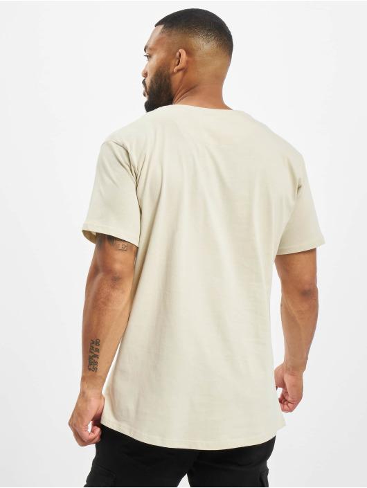 DEF T-Shirty Dedication bezowy
