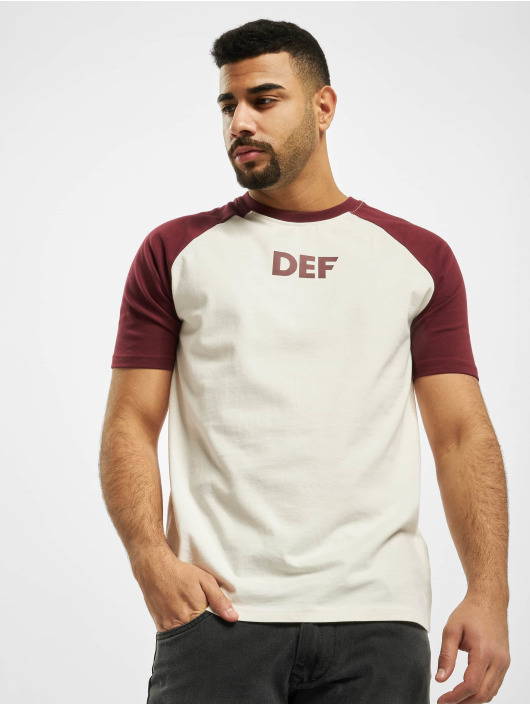 DEF T-Shirty Case bialy