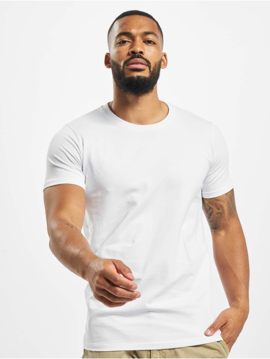 DEF T-Shirty Weary bialy