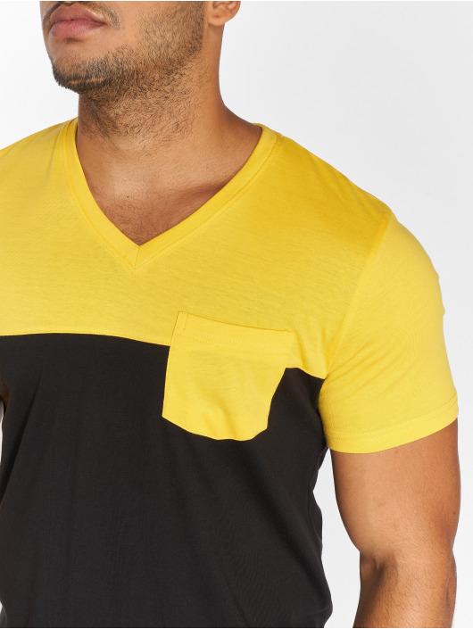 DEF T-Shirty Sevilla czarny