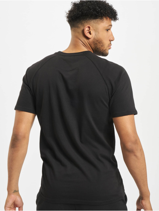 DEF T-Shirty Joey czarny