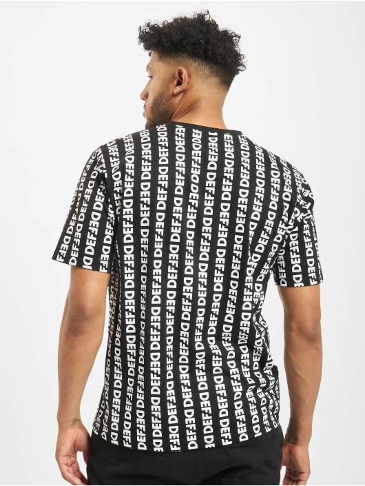 DEF T-Shirty Hit czarny
