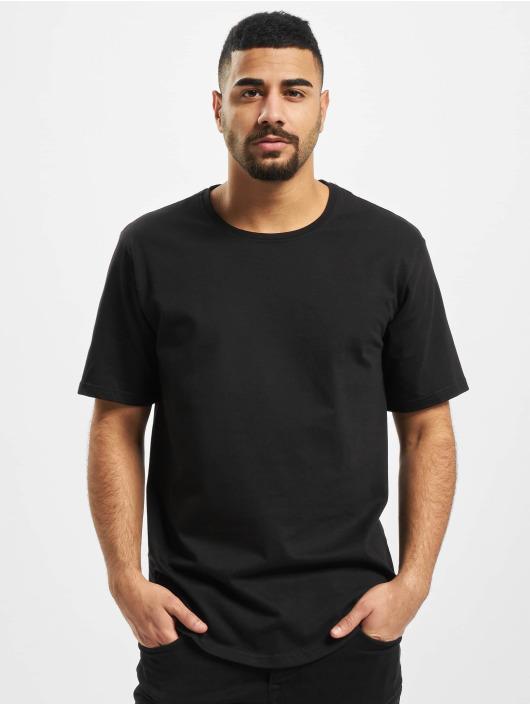 DEF T-Shirty Lenny czarny