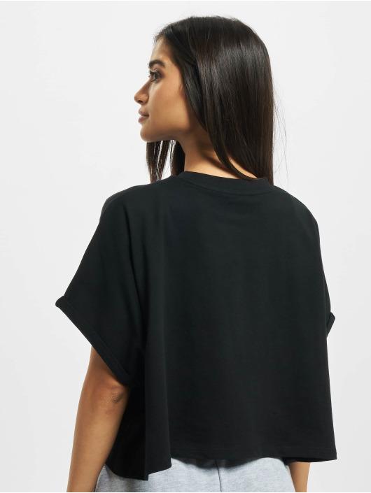 DEF T-Shirty Mani czarny