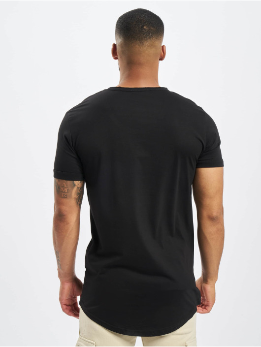 DEF T-Shirty Dione czarny