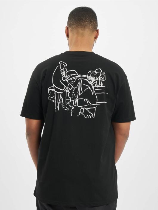 DEF T-Shirty Capsule czarny