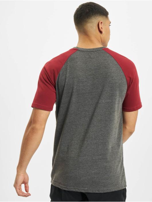 DEF T-Shirty Roy czerwony