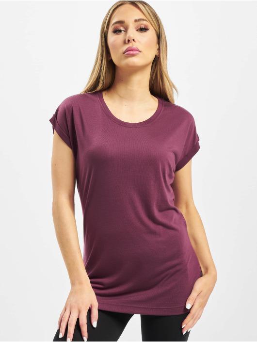 DEF T-Shirty Giorgia czerwony