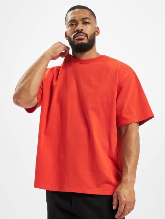DEF T-Shirty Larry czerwony