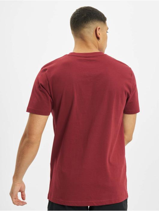 DEF T-Shirty Her Secret czerwony