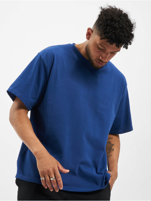 DEF T-Shirty Larry fioletowy