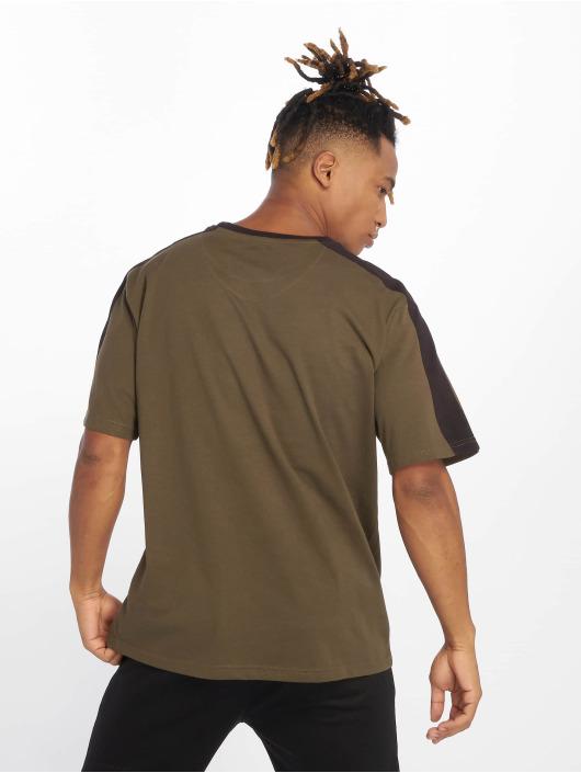 DEF T-Shirty Jesse oliwkowy