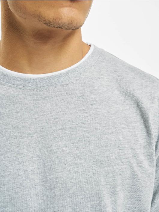 DEF T-Shirty Basic szary