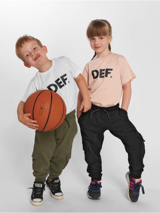 DEF T-skjorter Sizza hvit