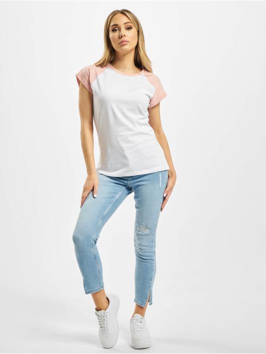 DEF T-skjorter Niko hvit