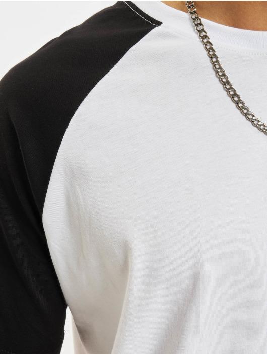 DEF T-skjorter Roy hvit