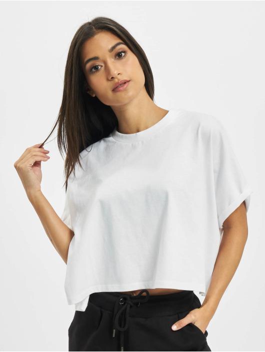 DEF T-skjorter Mani hvit