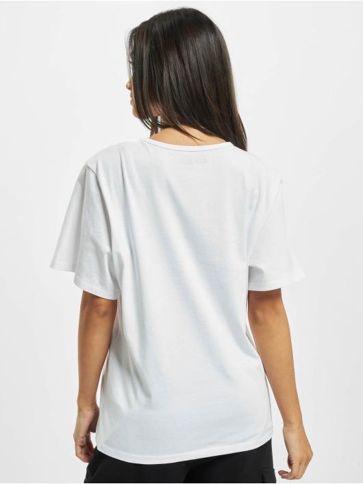 DEF T-skjorter Faith hvit