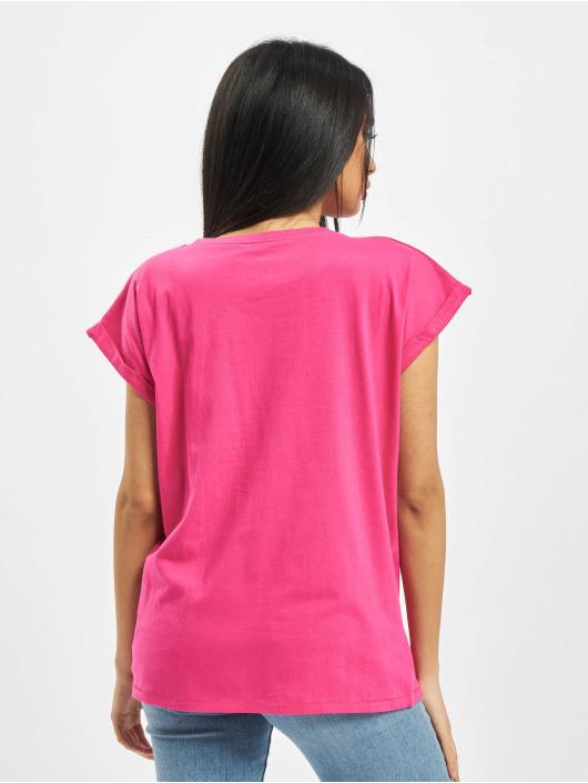 DEF T-skjorter Sizza lyserosa