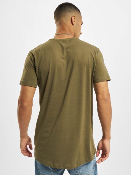 DEF T-skjorter Dedication oliven