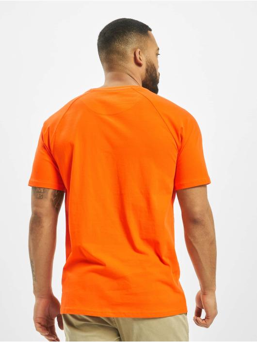 DEF T-skjorter Kai oransje