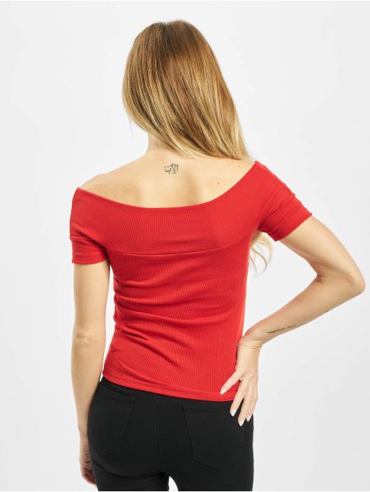 DEF T-skjorter Aya red