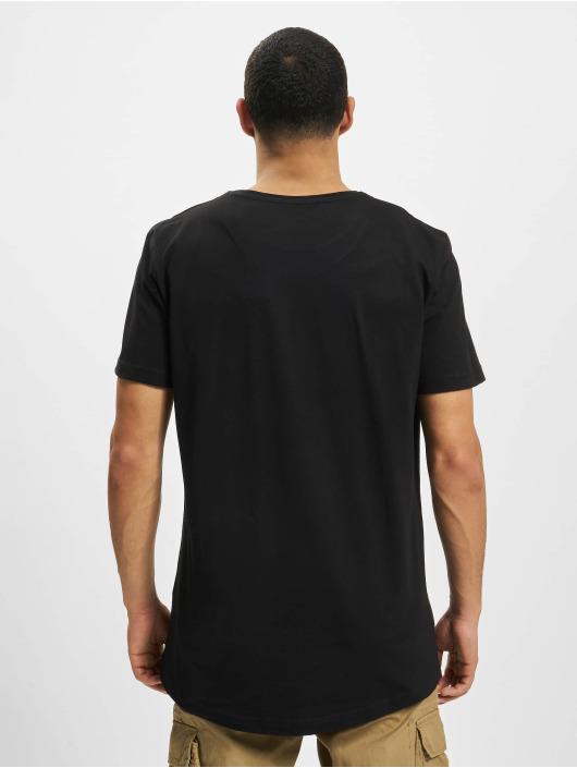DEF T-skjorter Dedication svart
