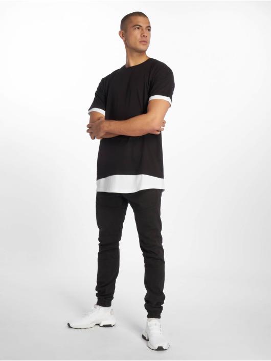 DEF T-skjorter Tyle svart