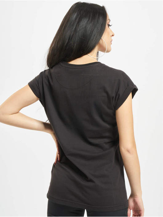 DEF T-skjorter Signed svart