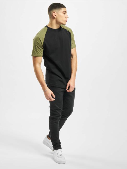 DEF T-skjorter Roy svart