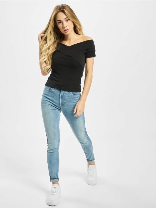 DEF T-skjorter Aya svart