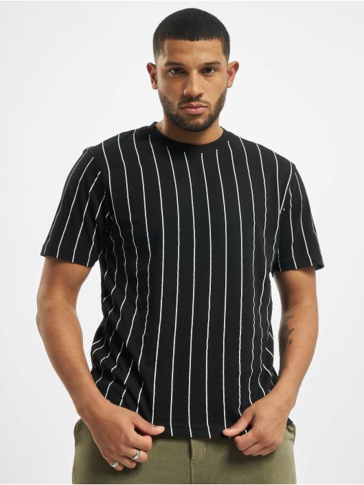 DEF T-skjorter Lucky svart