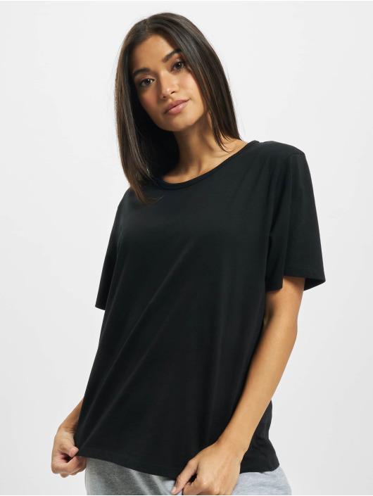 DEF T-skjorter Faith svart