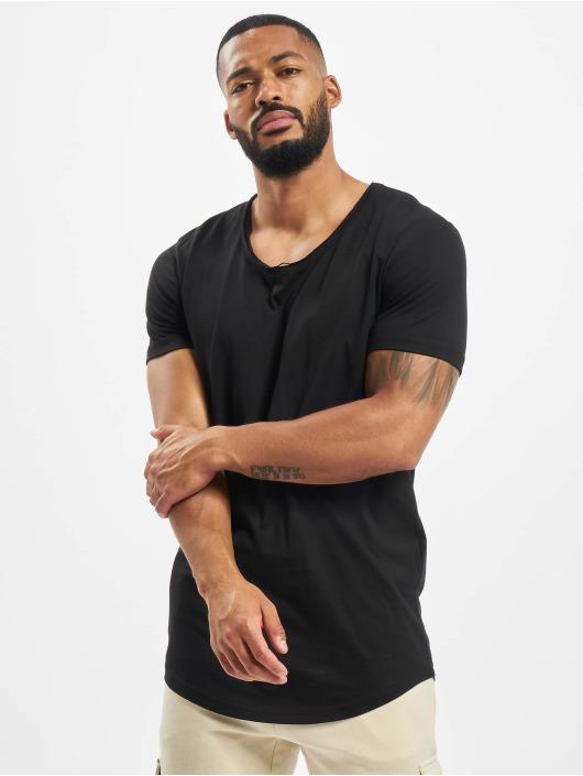 DEF T-skjorter Dione svart
