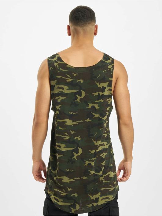 DEF Tank Top Basic Long kamouflage