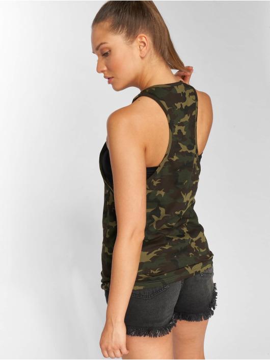 DEF Tanktop Ava camouflage