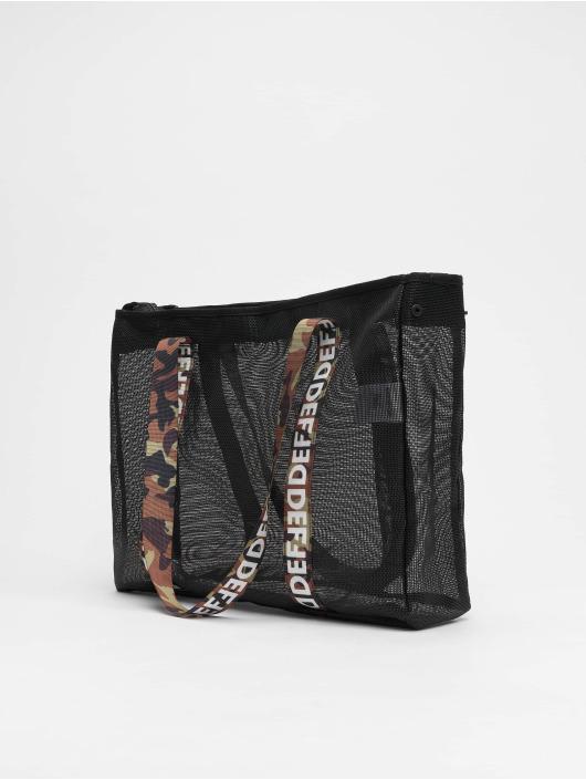 DEF Tasche Shopper schwarz
