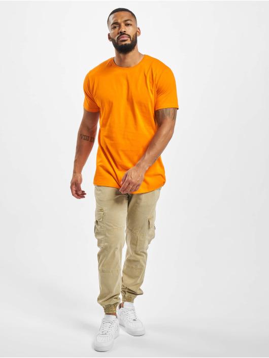 DEF Tričká Dedication oranžová