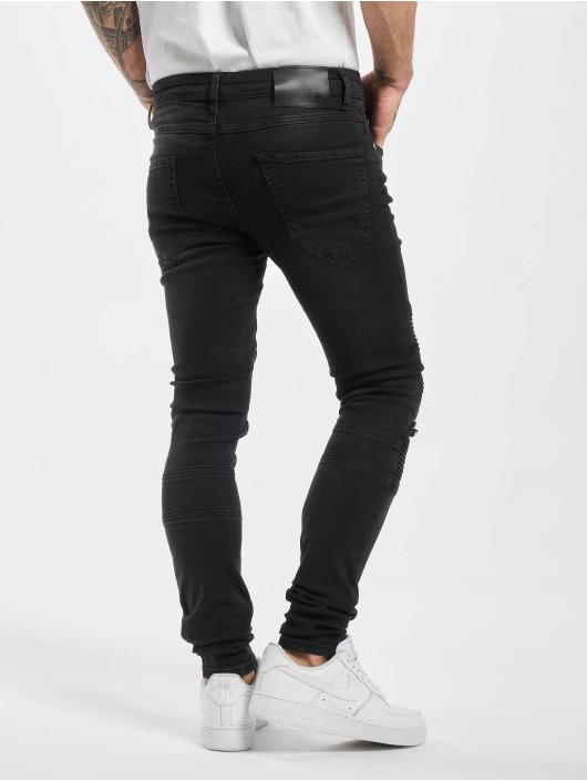 DEF Tynne bukser Lois svart