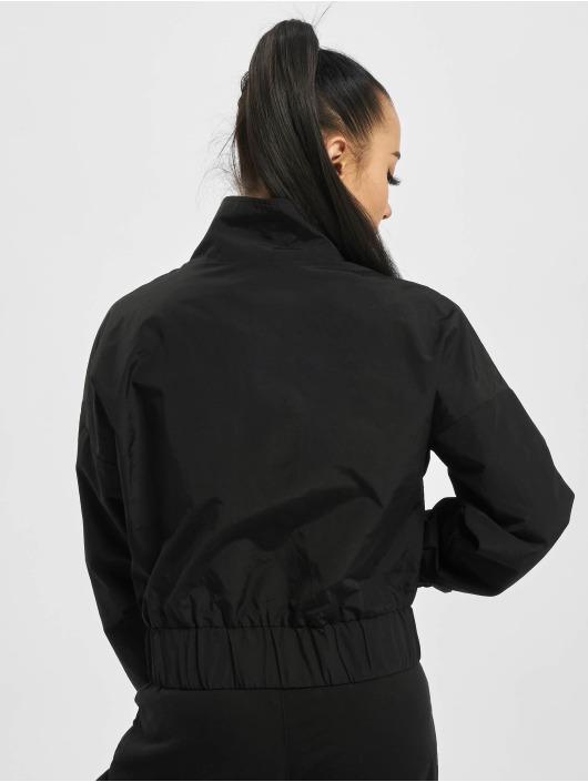 DEF Übergangsjacke Short schwarz