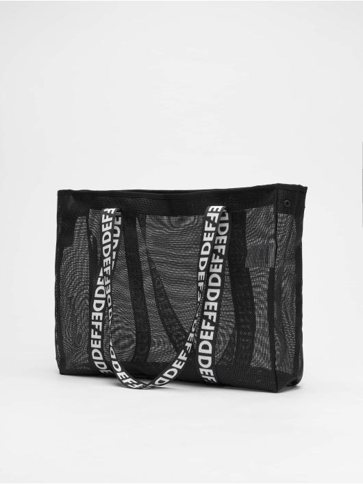 DEF Väska Shopper svart