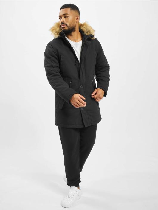 DEF Winter Jacket Steve black