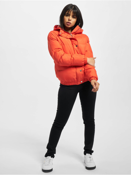 DEF Winter Jacket Bubble red
