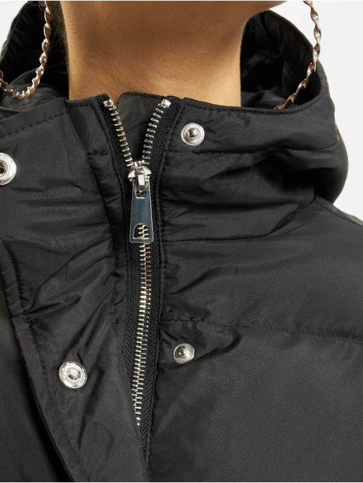 DEF winterjas Bubble zwart