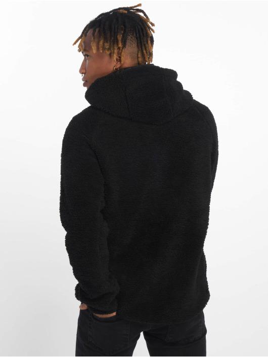 DEF Zip Hoodie Fargo black