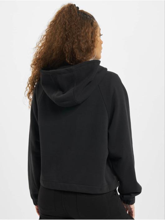 DEF Zip Hoodie Jean black