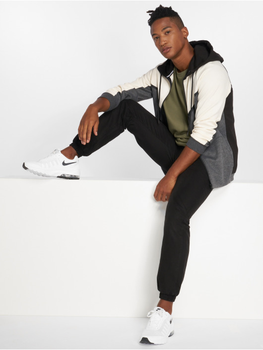 DEF Zip Hoodie Akanti grey