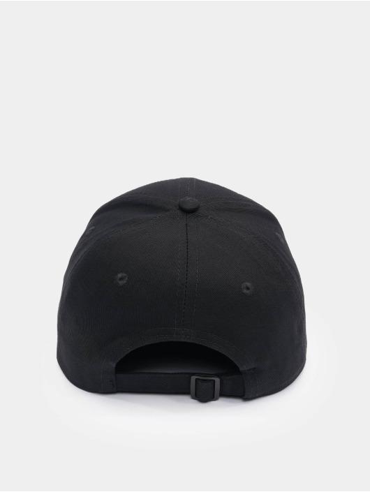 DefShop Snapback Cap Logo schwarz